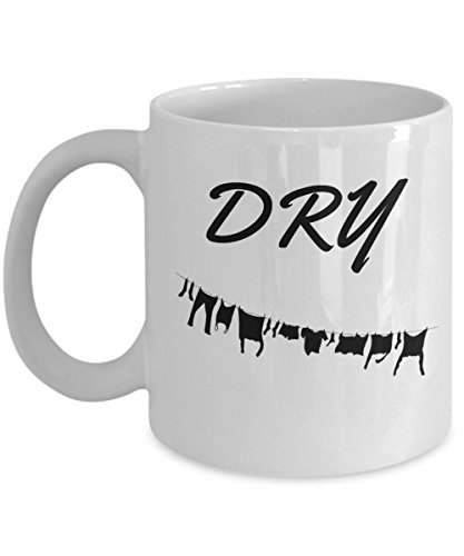 Dry Laundry Gifts - Coffee Mugs