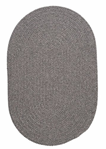 Ambiant Gray Basket WL18 Solid Gray 18x18x12 - Area Rug